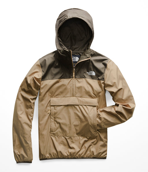 The North Face Men's Fanorak Jacket - Kelp Tan/New Taupe Green