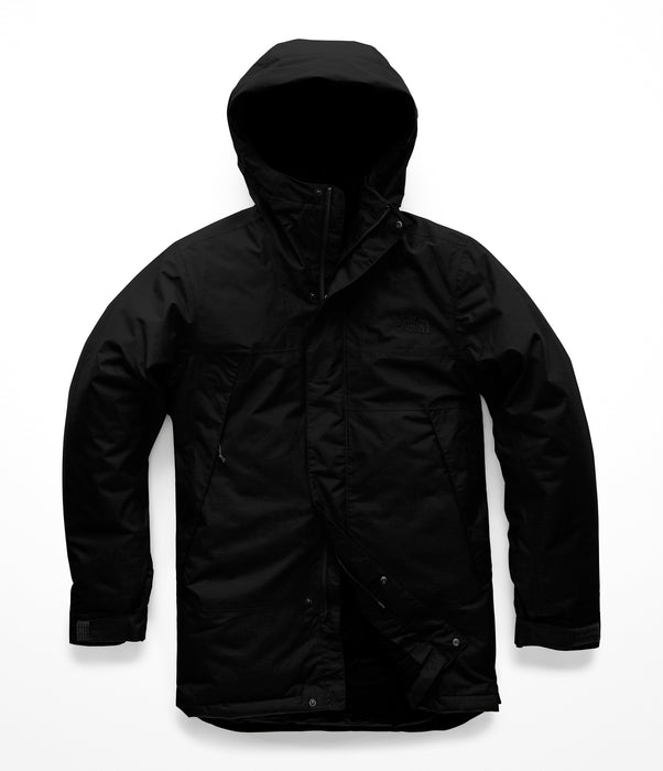 The North Face Men's Shielder Parka in TNF Black at Dave's New York