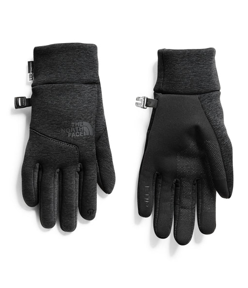 The North Face Women's Hardface Etip Glove - TNF Black Heather