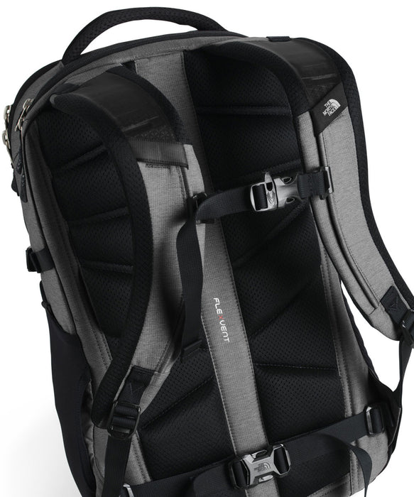 The North Face Recon Backpack in Zinc Grey Dark Heather at Dave's New York