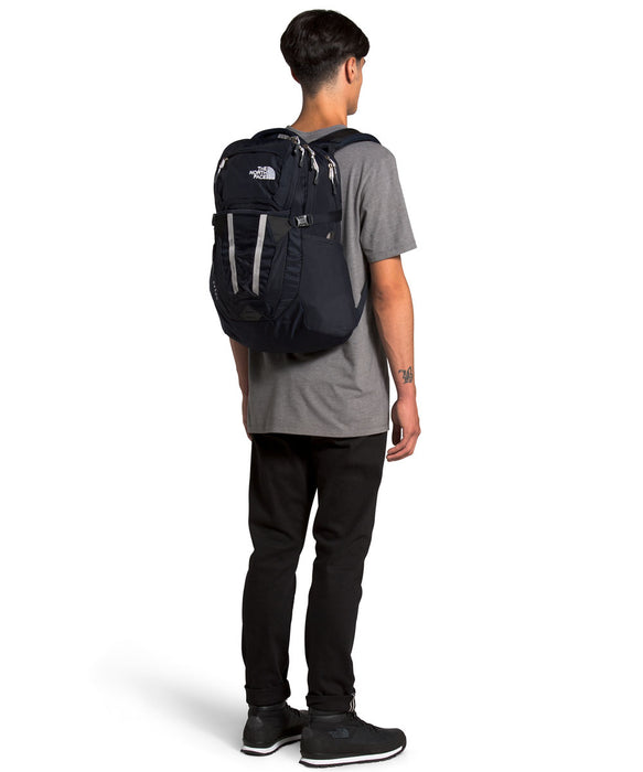 The North Face Recon Backpack in Aviator Navy/Meld Grey at Dave's New York