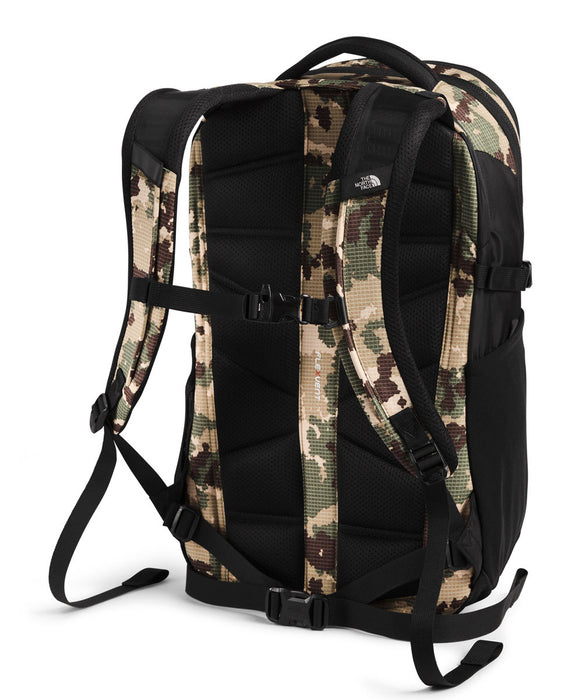 The North Face Recon Backpack in Burnt Olive Green Camo at Dave's New York