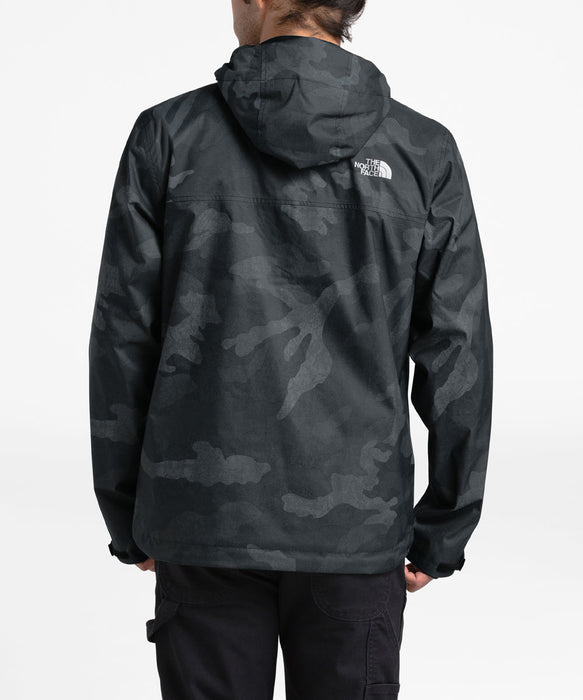 The North Face Men's Millerton Waterproof Jacket - TNF Black Waxed Camo Print