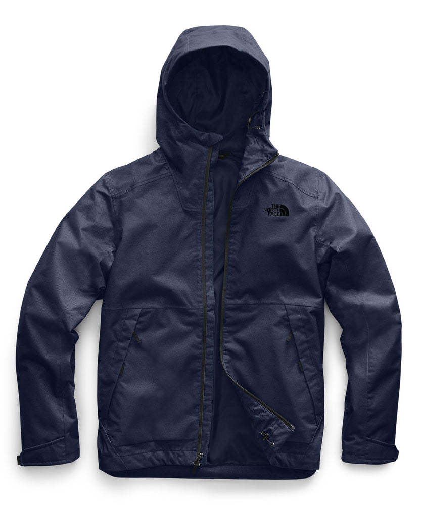 The North Face Men's Millerton Waterproof Jacket in Montague Blue Denim Twill at Dave's New York
