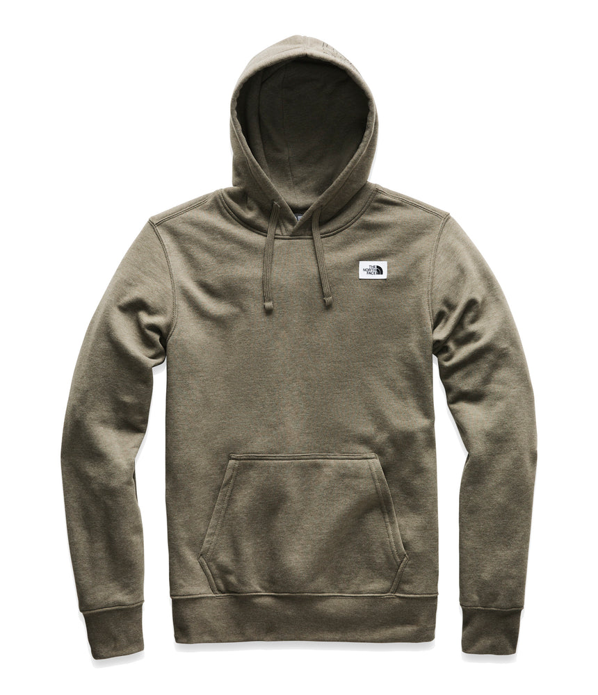 The North Face Men s Training Logo Hoodie - New Taupe Green Heather ... 22958880fa72