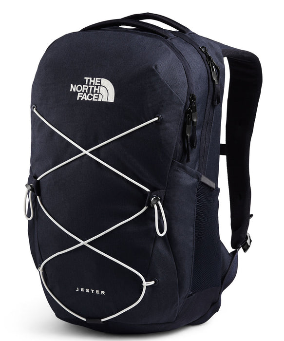 The North Face Jester Backpack in Aviator Navy Light Heather at Dave's New York