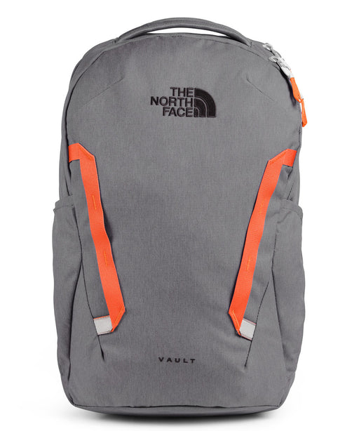 The North Face Vault Backpack - Zinc Grey Dark Heather