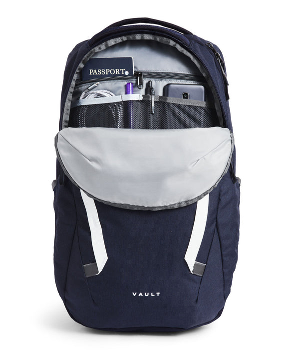 The North Face Vault Backpack in Aviator Navy at Dave's New York