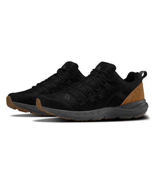 The North Face Men's Mountain Sneaker II – TNF Black/Caramel Café