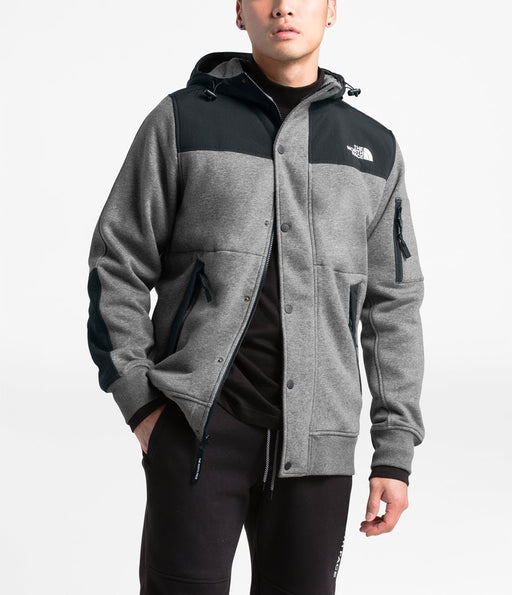 The North Face Men's Sherpa Lined Rivington Jacket - TNF Medium Grey Heather