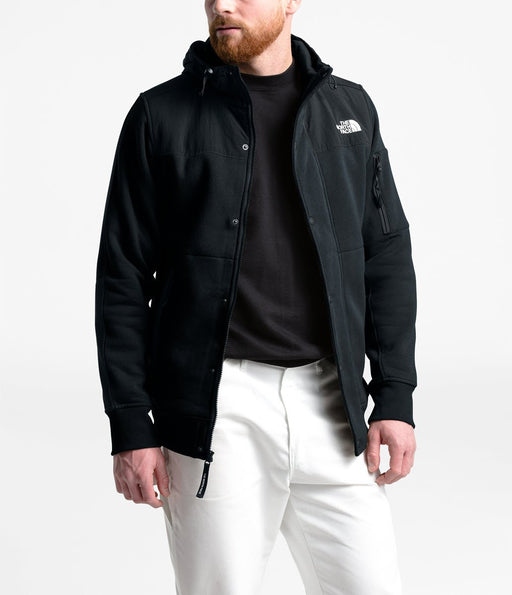 The North Face Men's Sherpa Lined Rivington Jacket - TNF Black