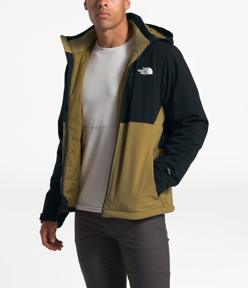 The North Face Men's Apex Elevation Jacket - TNF Black/British Khaki