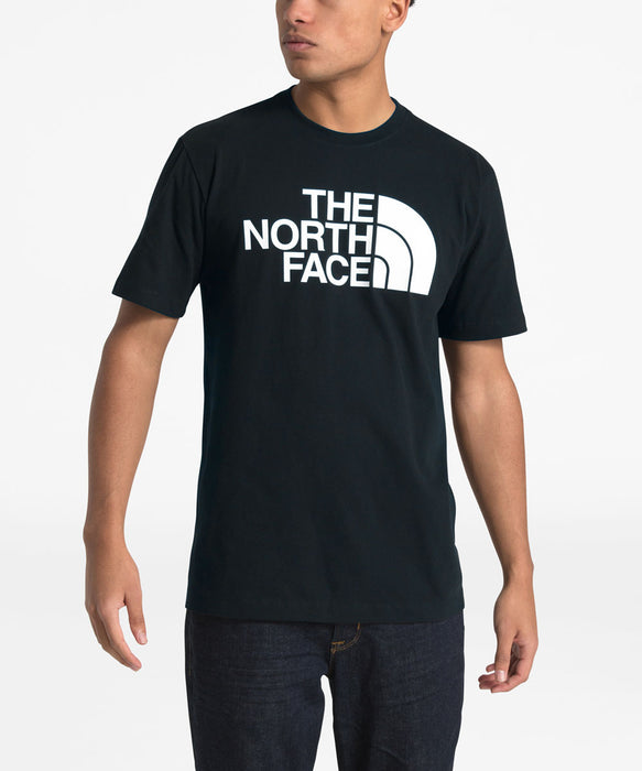 The North Face Men's Short Sleeve Half Dome Tee - TNF Black