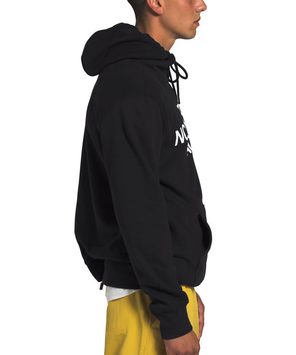 The North Face Men's Half Dome Pullover Hoodie - TNF Black