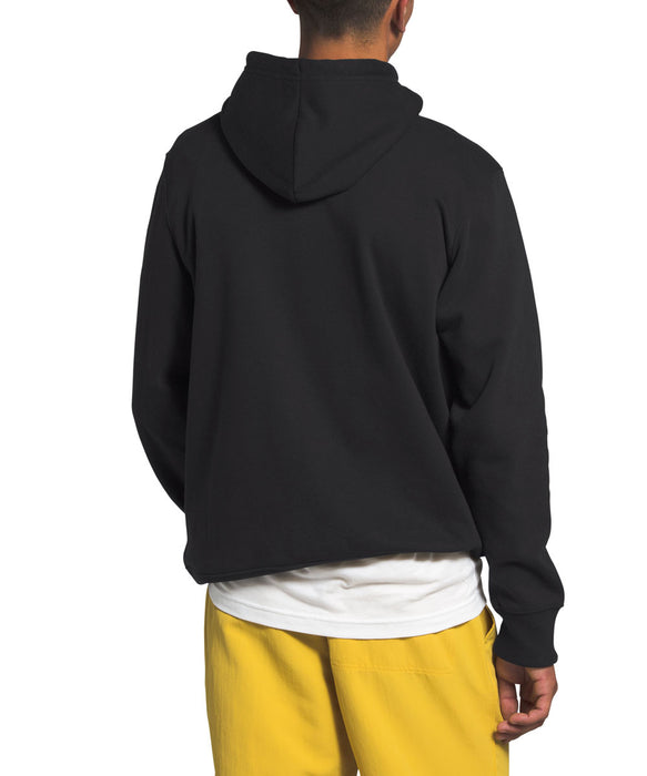 The North Face Men's Half Dome Pullover Hoodie Sweatshirt in TNF Black at Dave's New York