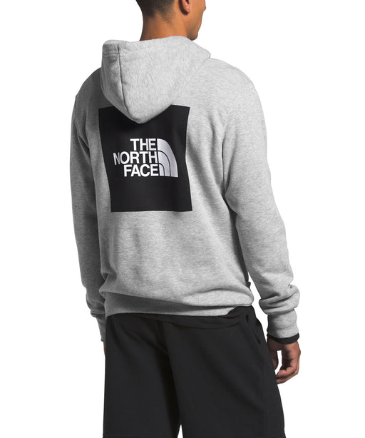 The North Face Men's 2.0 Box Pullover Hoodie in TNF Light Grey Heather at Dave's New York