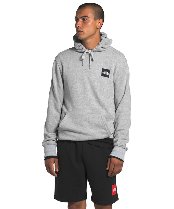 The North Face Men's 2.0 Box Pullover Hoodie - TNF Light Grey Heather