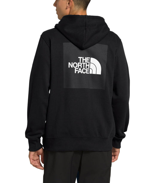 The North Face Men's 2.0 Box Pullover Hoodie - TNF Black