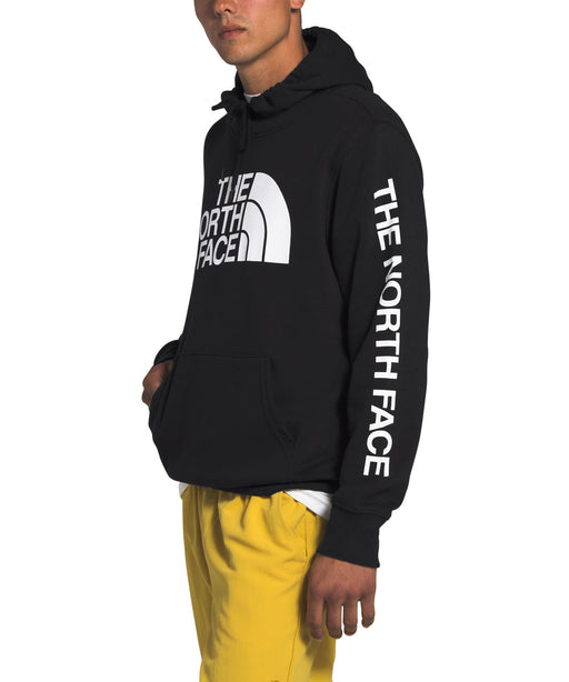 The North Face Men's TNF Pullover Hoodie Sweatshirt in TNF Black at Dave's New York