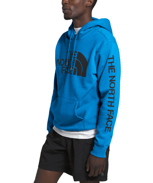 The North Face Men's TNF Pullover Hoodie Sweatshirt in Clear Lake Blue at Dave's New York