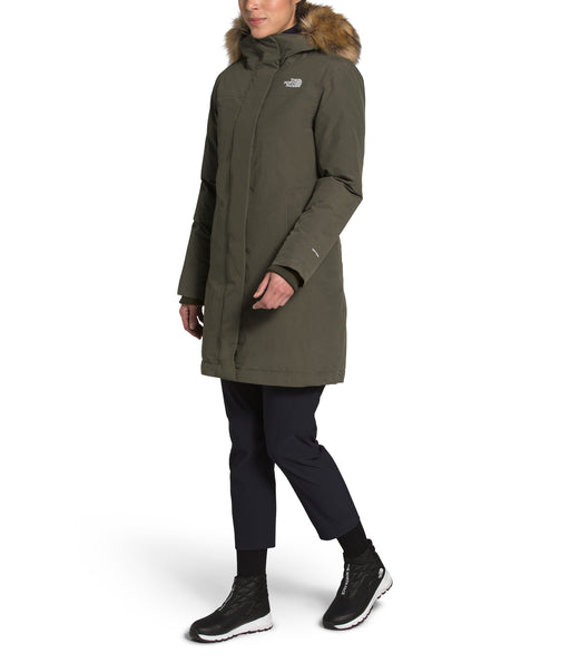 The North Face Women's Arctic Parka - New Taupe Green