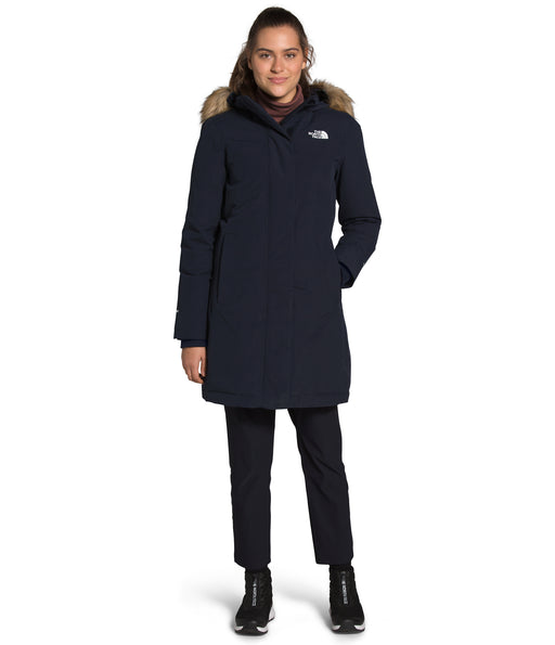 The North Face Women's Arctic Parka - Urban Navy at Dave's New York