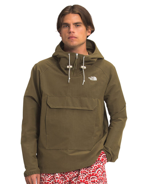 The North Face Men's Class V Fanorak - Military Olive at Dave's New York
