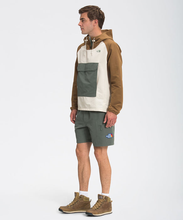 The North Face Men's Class V Fanorak - Utility Brown/Vintage White at Dave's New York