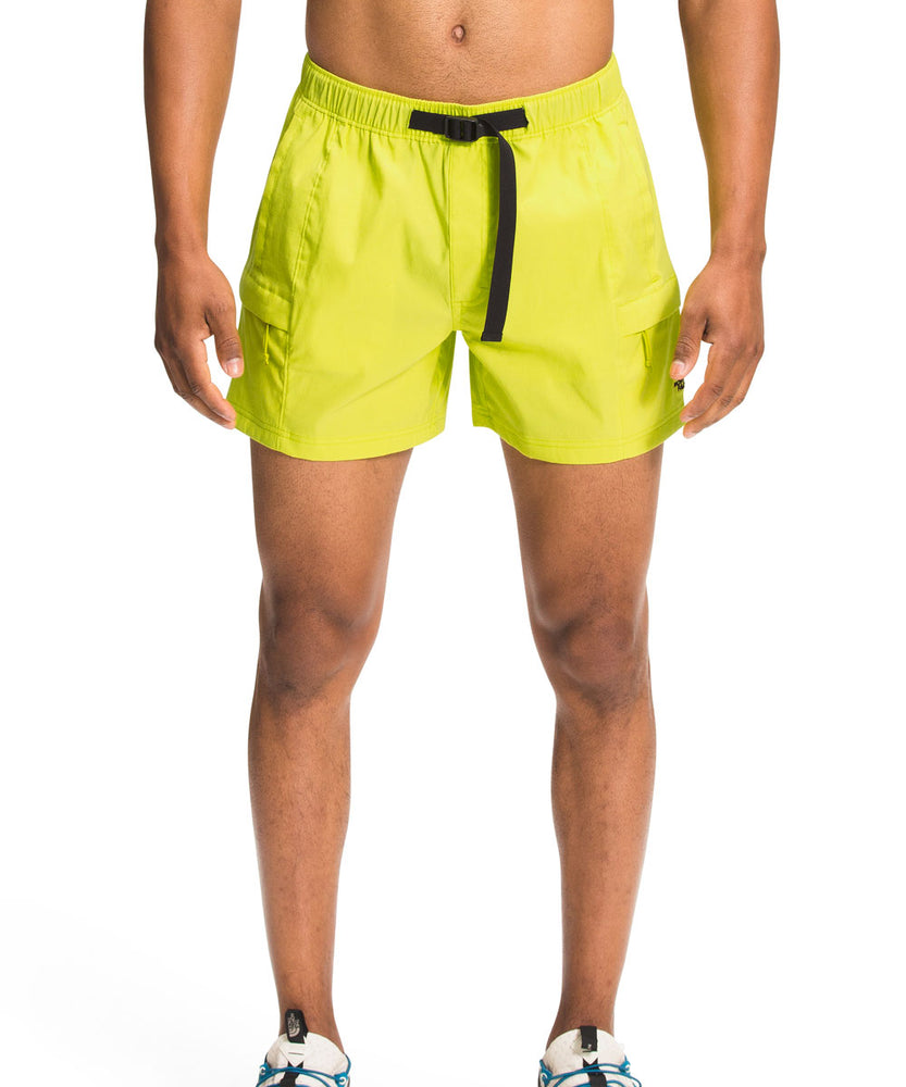 The North Face Men's Class V Shorts - Sulphur Spring Green at Dave's New York