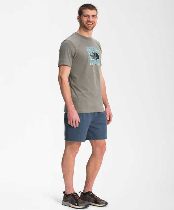 The North Face Men's Class V Shorts - Vintage Indigo at Dave's New York
