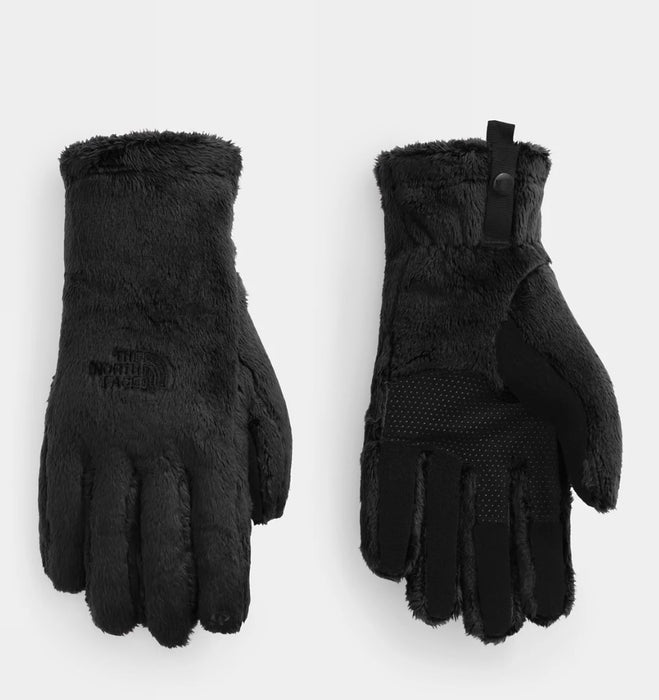 The North Face Women's Osito Etip Fleece Gloves - TNF Black at Dave's New York
