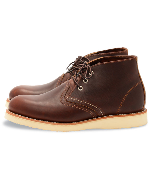 Red Wing Chukka Heritage Boot – Model 3141 - Briar Oil Slick