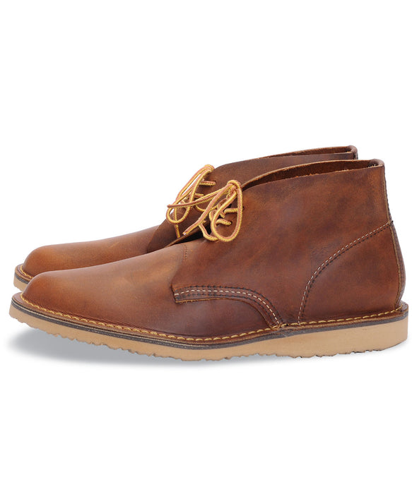 Red Wing Shoes Weekender Chukka - 3322 - Copper Rough and Tough