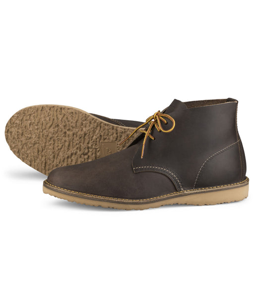 Red Wing Shoes Weekender Chukka - 3324 - Concrete Rough and Tough