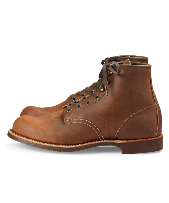 Red Wing Heritage Blacksmith Boots (3343) in Copper Rough & Tough at Dave's New York
