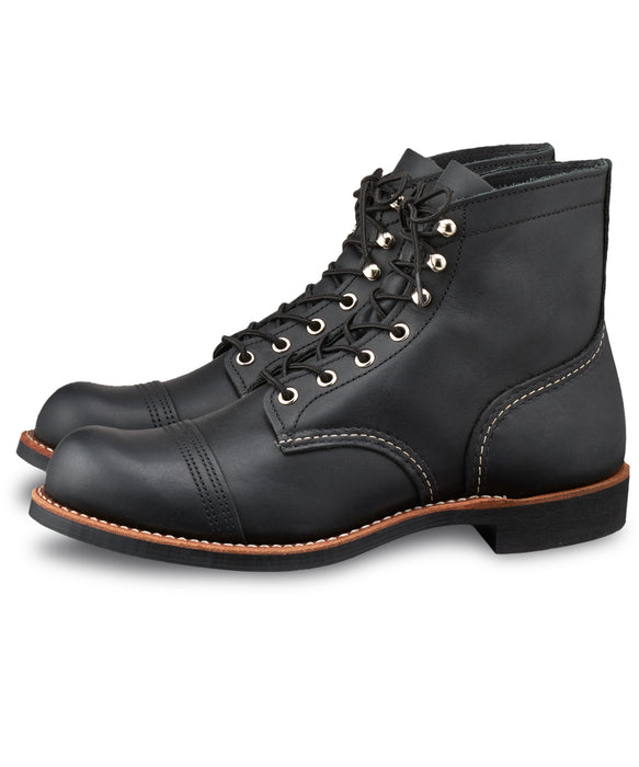 Red Wing Heritage Iron Ranger Boots – 8084 - Black Harness Leather