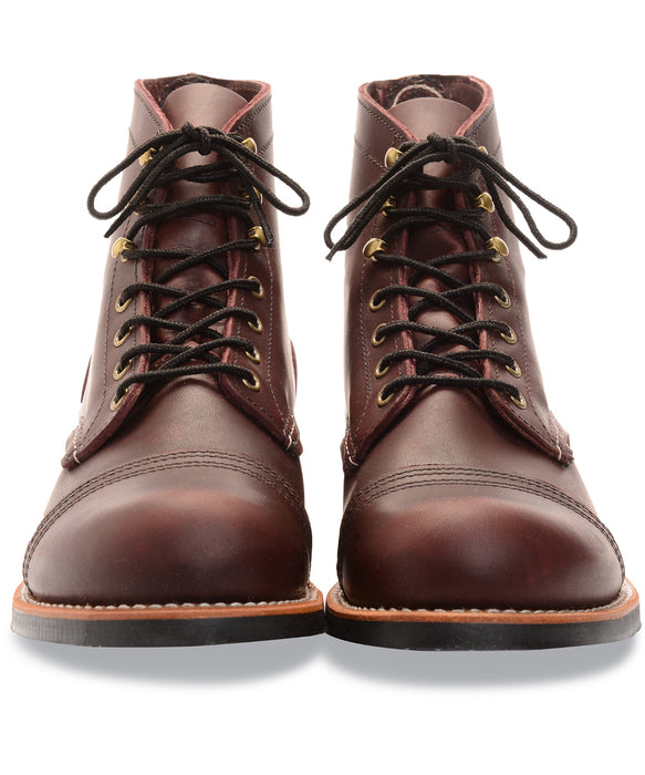 Red Wing Iron Ranger Heritage Boots – Model 8119 - Oxblood Mesa