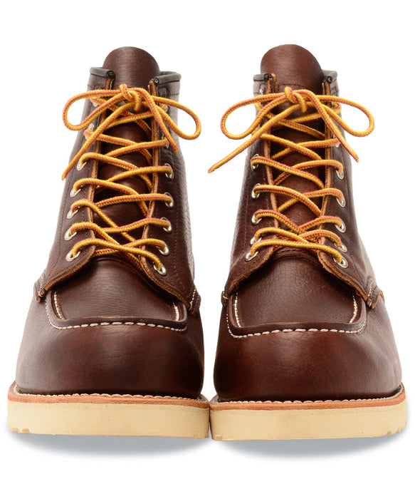 Red Wing Heritage 6-inch Classic Moc – 8138 – Briar Oil Slick