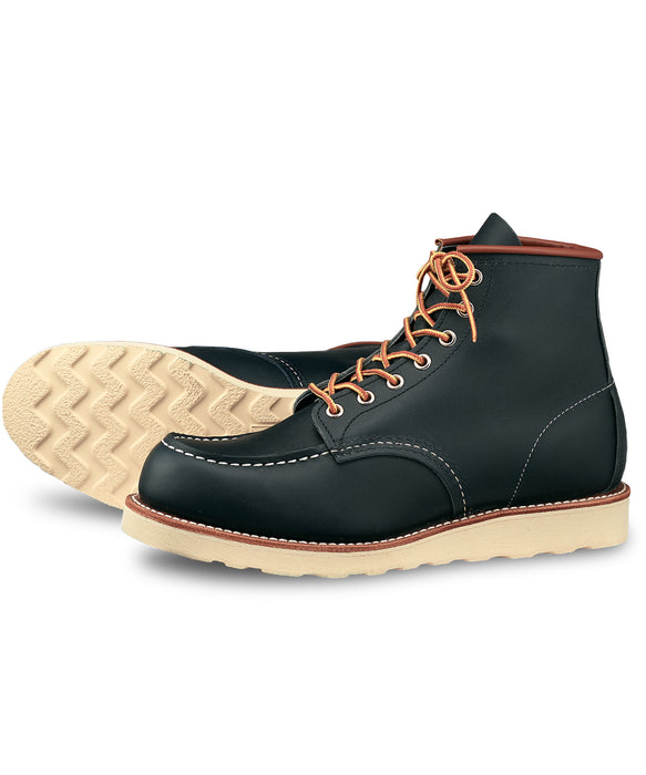 Red Wing Heritage 6-inch Classic Moc – 8859 – Navy Portage Leather