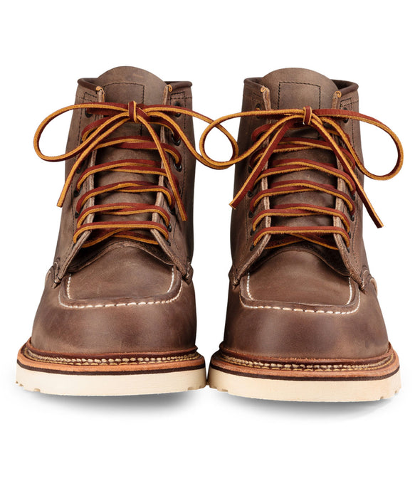 3a1645dfe61 Red Wing 6-inch Classic Moc Toe Heritage Boots – 8883 – Concrete Rough &  Tough