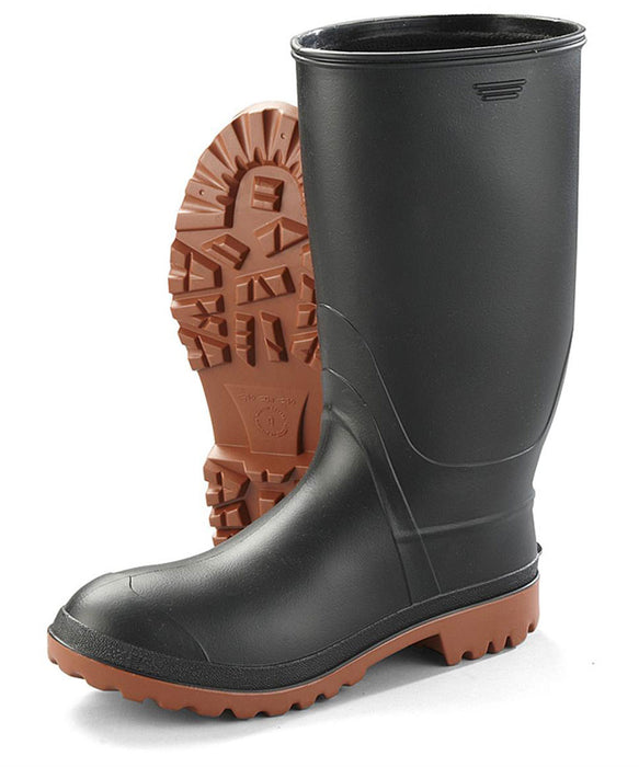 Kamik Ranger Rain Boots in Black at Dave's New York