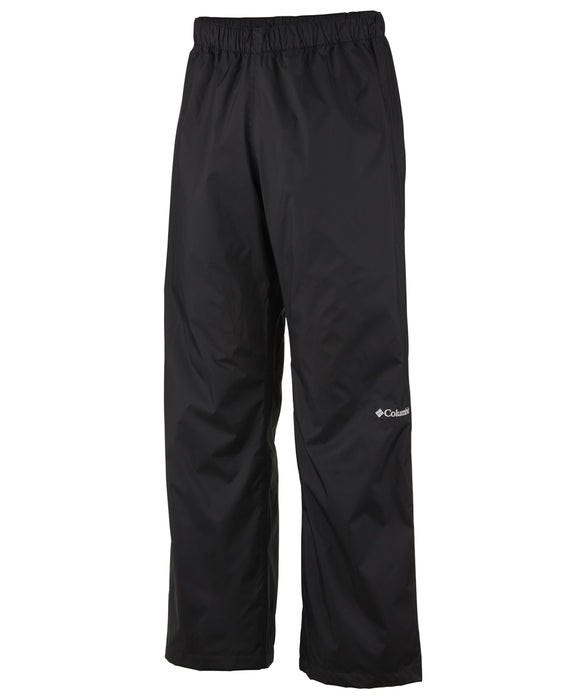 Columbia Men's Rebel Roamer Waterproof Rain Pant - Black