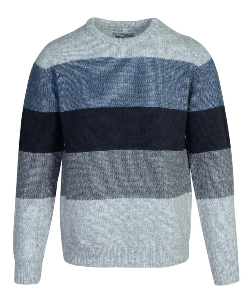 Schott NYC Men's Colorblock Pullover Sweater at Dave's New York