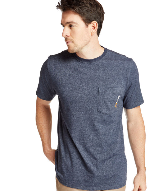 Timberland Pro Base Plate Wicking T-Shirt - Navy Heather