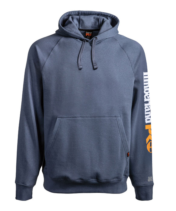 Timberland PRO Hood Honcho Sport Pullover Hooded Sweatshirt in Vintage Indigo at Dave's New York