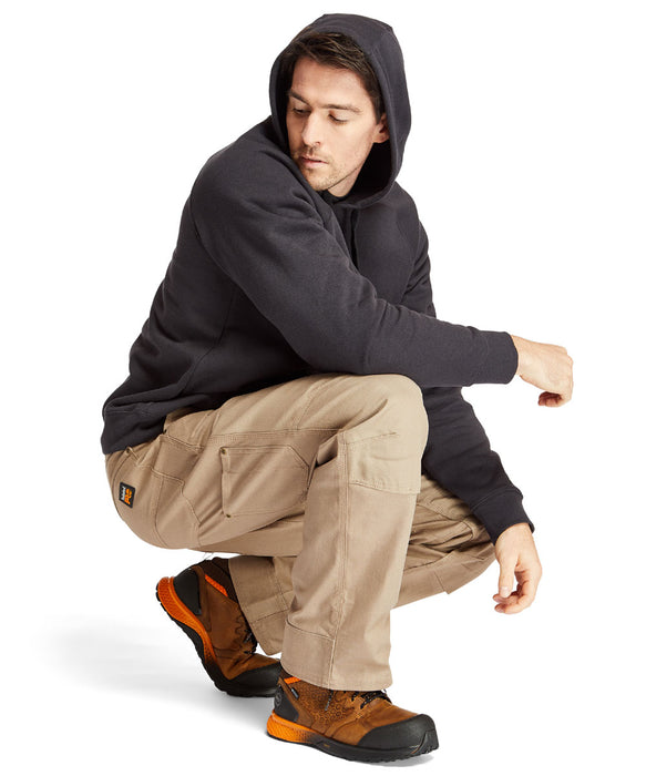 Timberland PRO Hood Honcho Sport Pullover Hooded Sweatshirt in Black/Vapor at Dave's New York