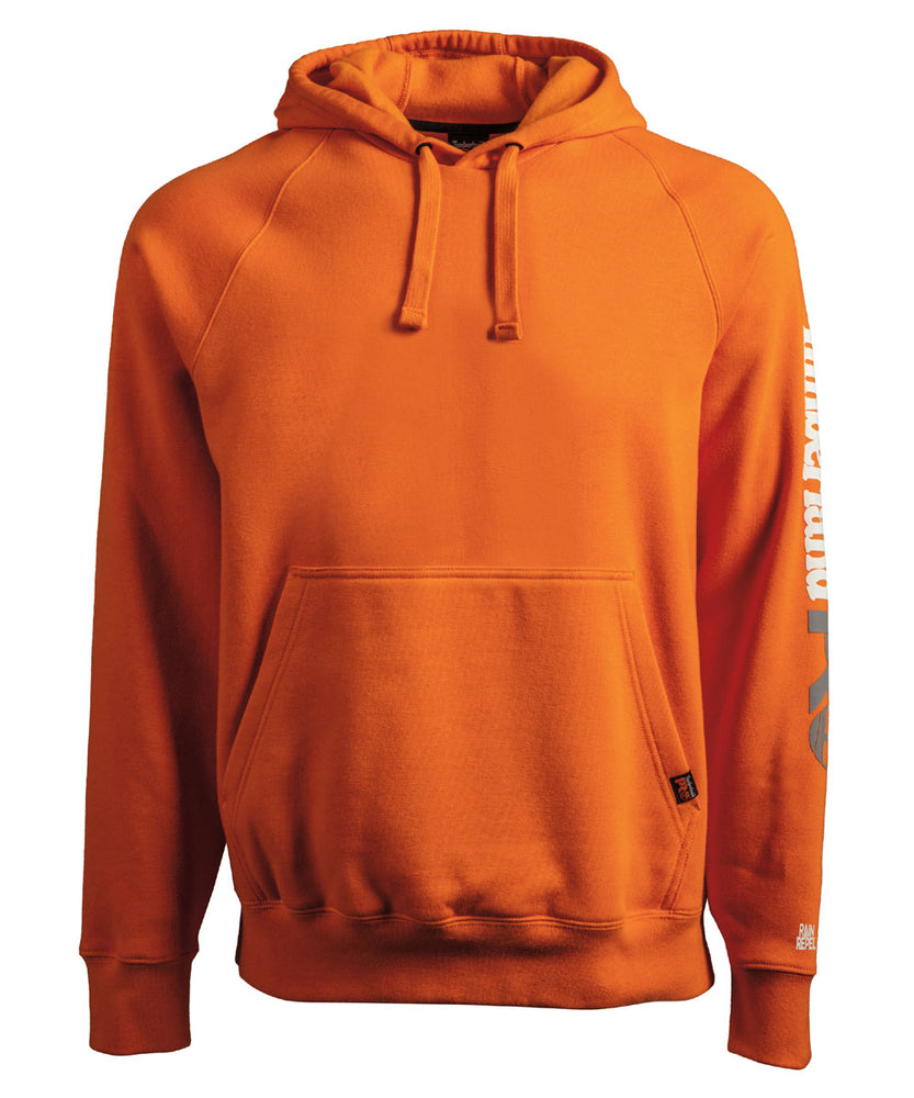 Timberland PRO Hood Honcho Sport Pullover Hooded in PRO Orange at Dave's New York