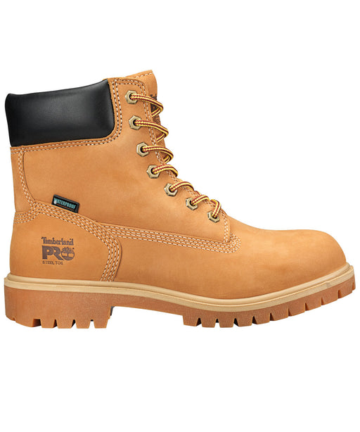 Timberland PRO Women's Direct Attach Steel Toe Work Boots in Wheat at Dave's New York