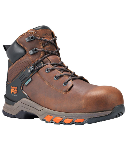 Timberland PRO Hypercharge Composite Toe Work Boots - A1Q54 - Brown