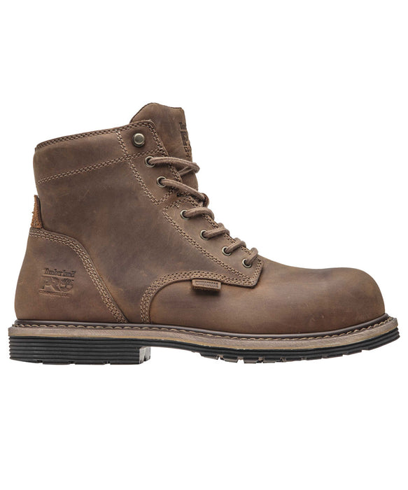 Timberland PRO Millworks Comp Toe Waterproof Work Boots - A1S3M
